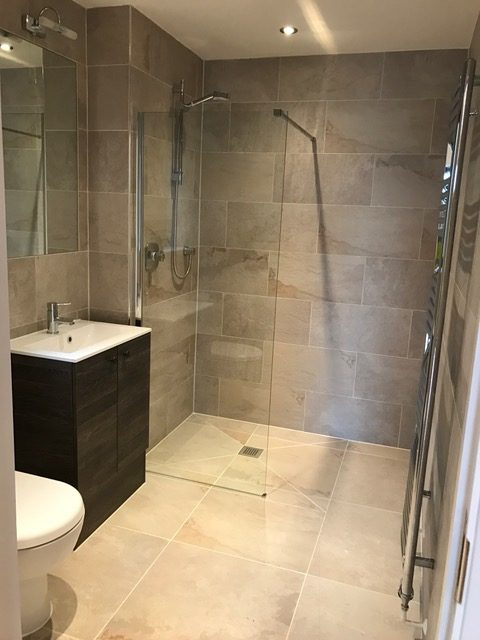 Bathroom - Interior Photo of Plot 5 - Fullers Field, Westerfield - Harrison & Wildon