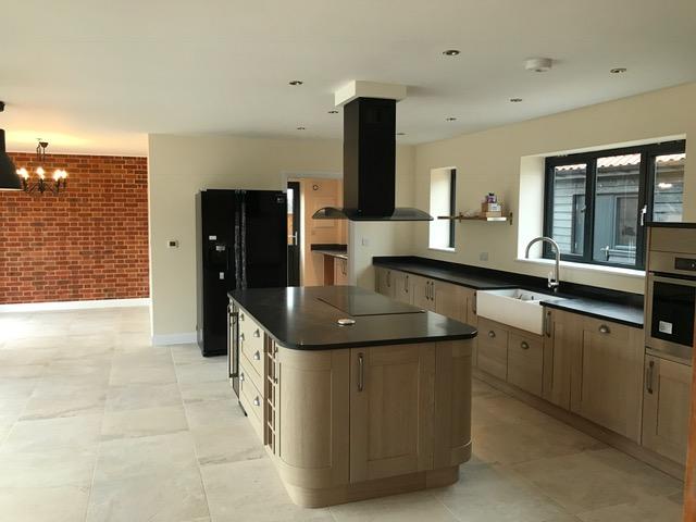 Photos of Kitchen in Plot 5 - Fullers Field - Harrison & Wildon