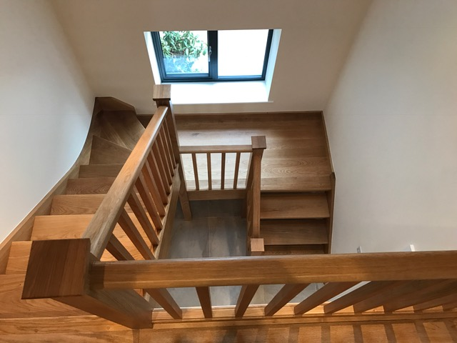 Photo of Stairs in Plot 5 - Fullers Field - Harrison & Wildon